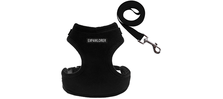 EXPAWLORER Escape Proof Cat Harness