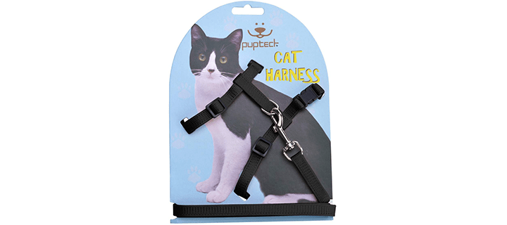 PUPTECK Adjustable Cat Harness