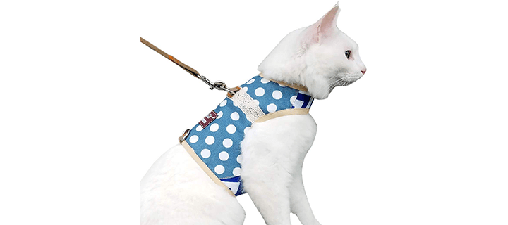 Yizhi Miaow Escape Proof Cat Harness