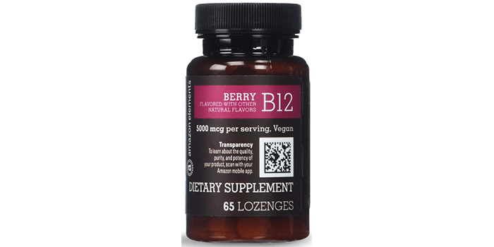 Amazon Elements Vitamin B12