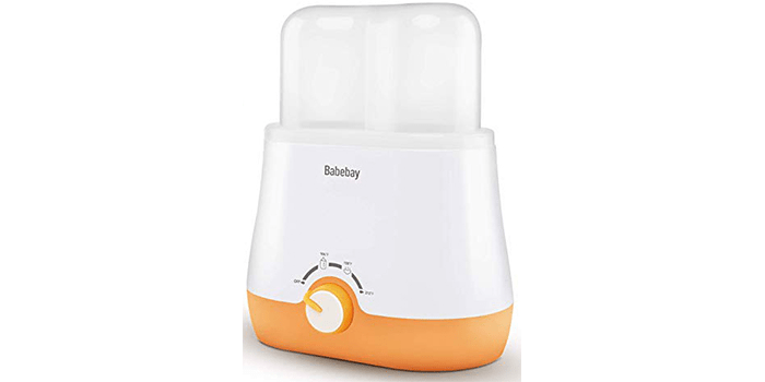 Babebay Bottle Warmer and Bottle Sterilizer