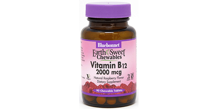 Bluebonnet Nutrition Vitamin B-12