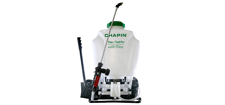 Chapin International 4-Gallon Tree and Turf Pro Backpack Sprayer