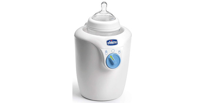Chicco NaturalFit Baby Bottle Warmer and Baby Food Warmer