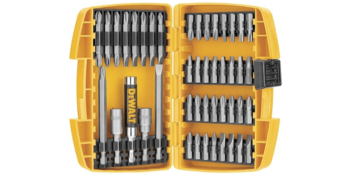 DeWalt Screwdriving Set with Tough Case