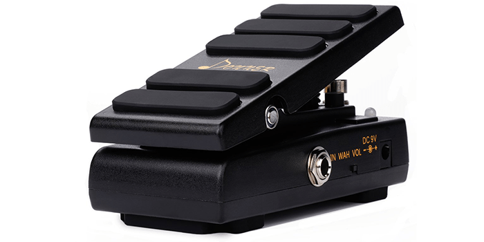 Donner Wah Cry Guitar Wah Effect Volume Pedal