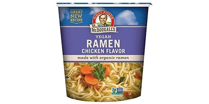 DrMcDougall's Right Foods Chicken Noodle