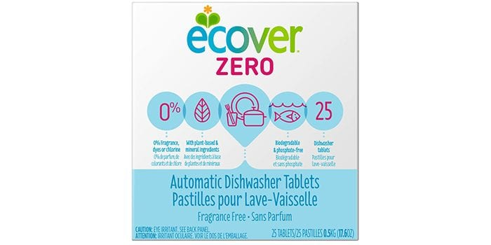 Ecover Automatic Dishwasher Soap Tablets