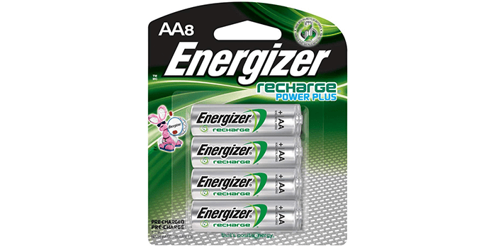 Energizer Rechargeable AA Batteriess