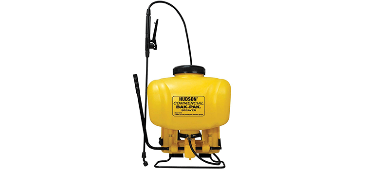 HD Hudson Commercial Bak-Pak Sprayer