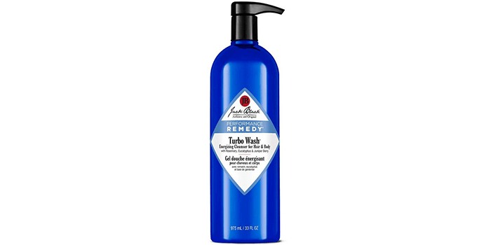 Jack Black Turbo Wash Energizing Cleanser