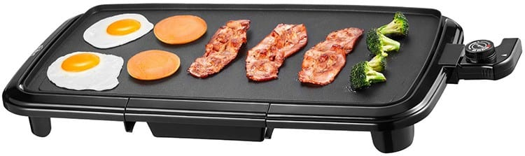 Kealive Family-Sized Electric Griddle