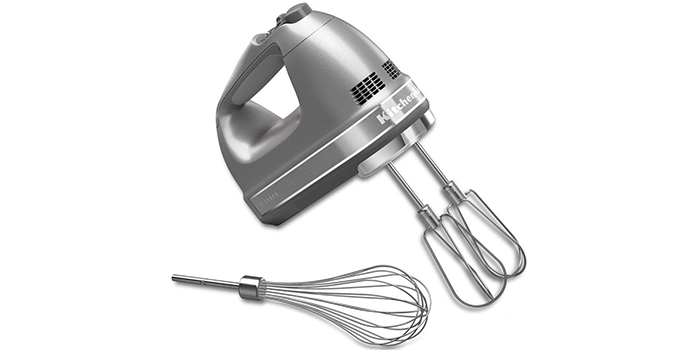 KitchenAid 7-Speed Digital Hand Mixer