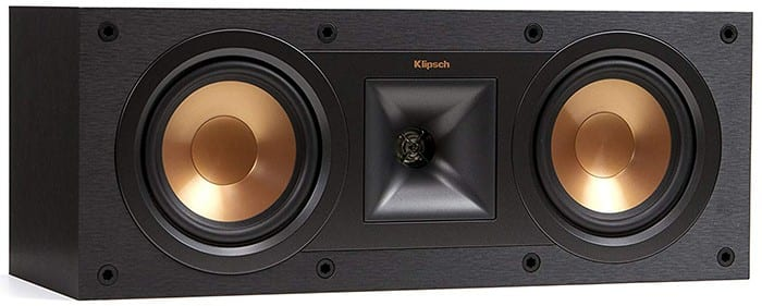 Klipsch R-25C Center Channel Speaker