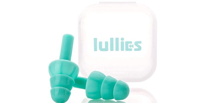 Lullies Ear Plugs Noise Cancelling Reusable Ear Plugs