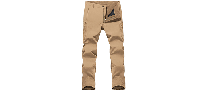 MAGCOMSEN Men's Winter Pants