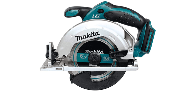 Makita 18V LXT Lithium-Ion Cordless Circular Saw