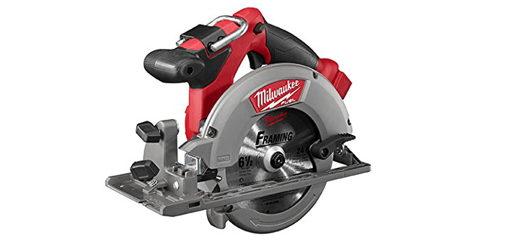 Milwaukee M18 Fuel 6.5-Inch Circular Saw