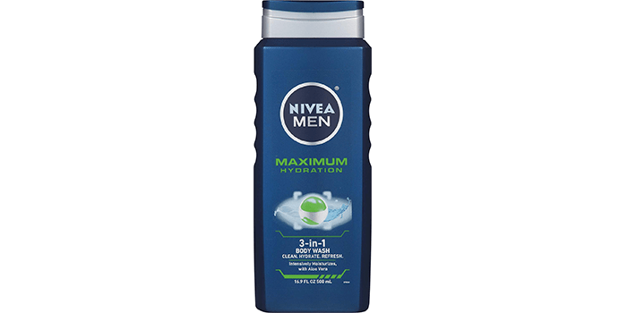 Nivea Men Maximum Hydration 3-in-1 Body Wash