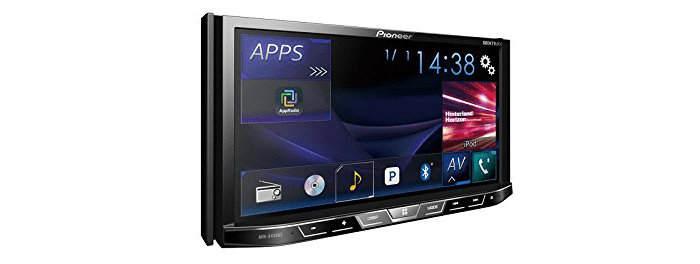 Pioneer AVH-X490BS Double Din Bluetooth Car Stereo Receiver