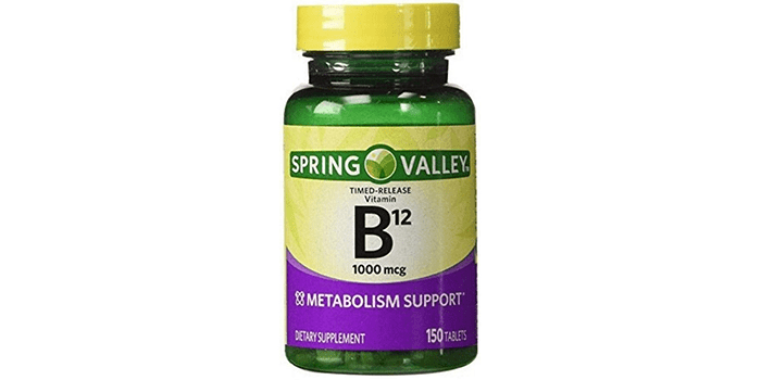 Spring Valley – Vitamin B-12