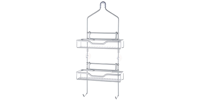 SunnyPoint NeverRust Muti-Function Shower Caddy