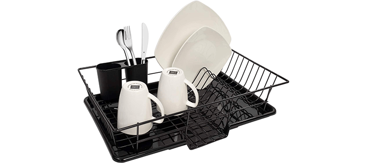 Sweet Home Collection 3 Piece Rack Set