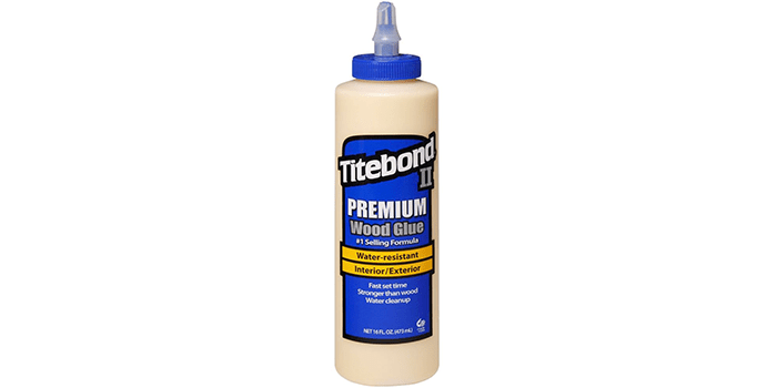 Titebond II Premium Water Resistant Wood Glue