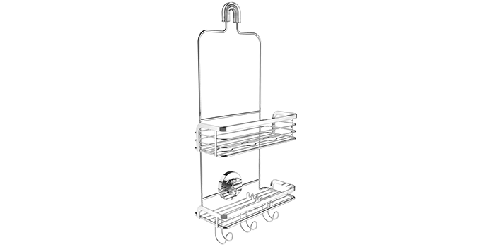Vidan Home Solutions Shower Caddy