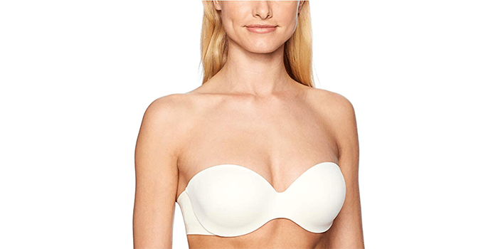 Warner's Women's This is Not A Bra Strapless Bra