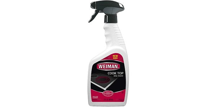Weiman Cook Top Daily Cleaner