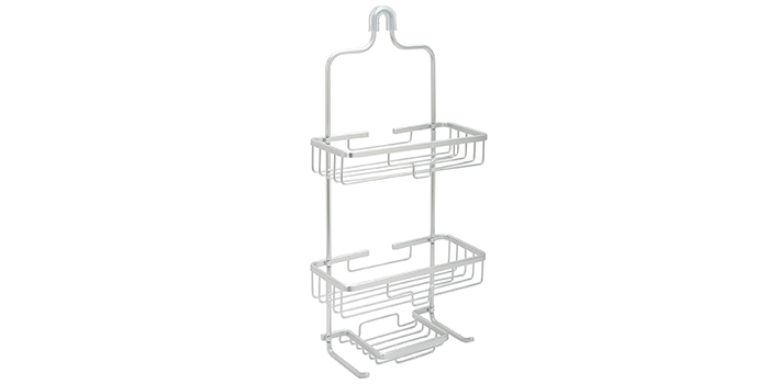 Zenna Home NeverRust Aluminum Shower Caddy